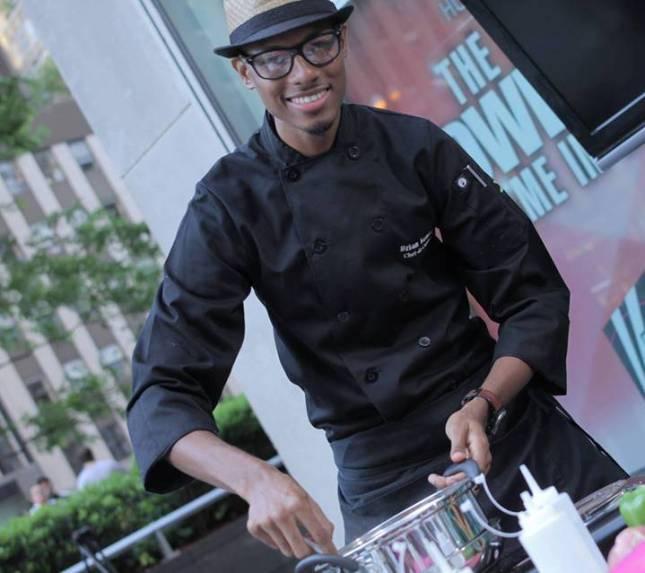 Brian Lumley, Chef de Cuisine